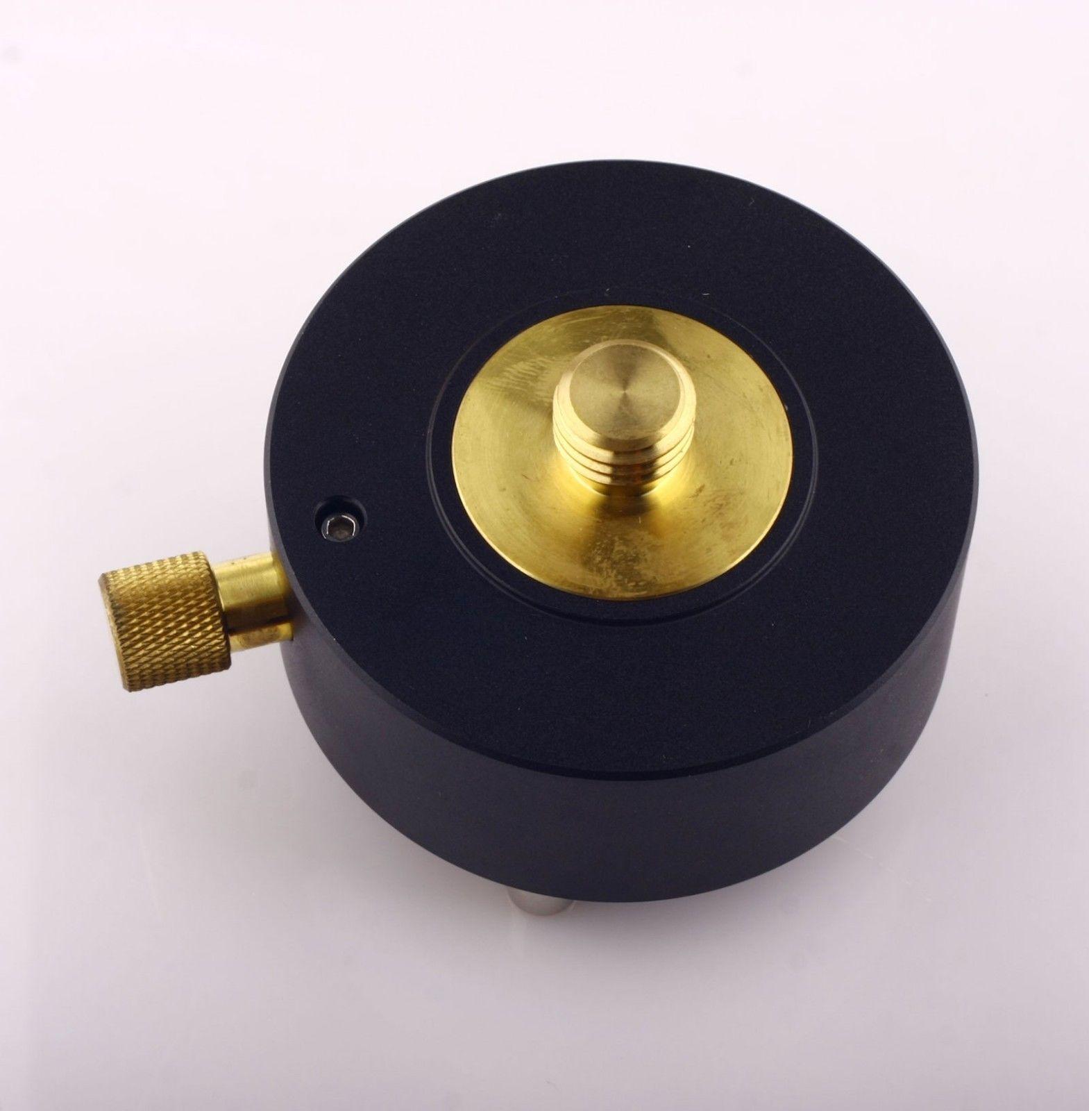 Вращающийся трехкулачковый трибрачный адаптер со съемным центром для геодезической призмы gps