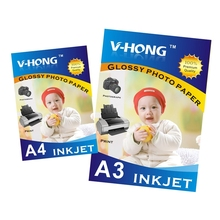 A3 A4 A5 4R 5Rglossy photo paper for inkjet