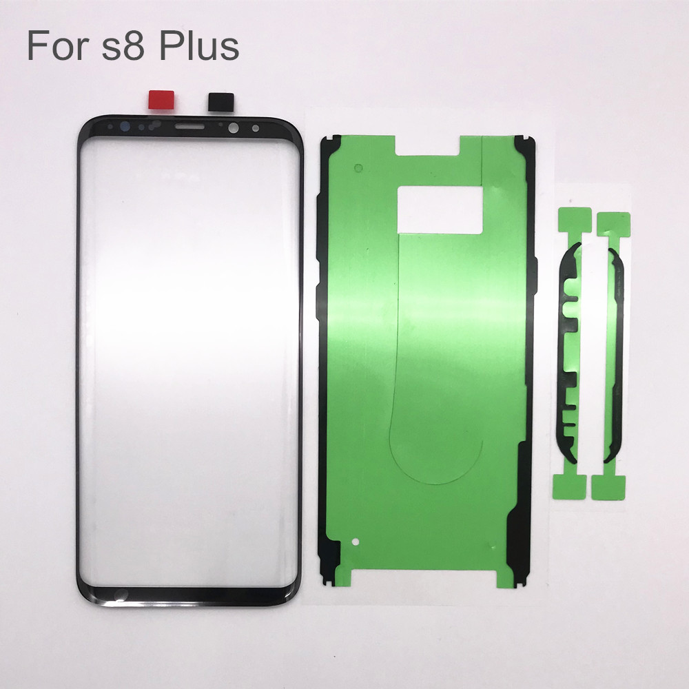 Image 3 - 1pc AYJ Glass Screen Replacement for Samsung Galaxy S8 S9 Plus LCD Display Touch Front Outer External Lens Sticker Repair Tools-in Mobile Phone Touch Panel from Cellphones & Telecommunications