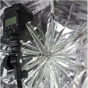 "Image 3 - Godox Octagon Softbox 80cm/31.5"" Inch Umbrella Reflector for Flash Speedlight"