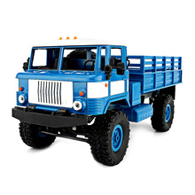 DIY Remote Control Cars 1:16 RC Climbing Military Truck 4WD Off-Road RC Cars Off-Road Racing Car Vehicles Gifts Toys for Kids