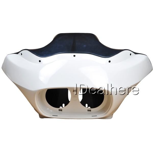 Unainted Впрыски ABS Внутренний&Наружный обтекатель для Harley Дэвидсон FLTR-Роуд Глайд
