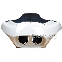 Unainted Injection ABS Inner&Outer Fairing for Harley Davidson FLTR Road Glide
