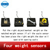 Real Life Room Escape Scale Weight Prop Put The Wanted Weight On The Related Four Scale