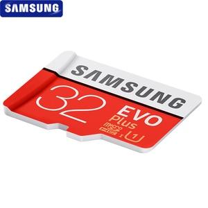 Image 5 - מקורי סמסונג Microsd כרטיס 256G 128GB 64GB 32GB 100 Mb/s Class10 U3 U1 SDXC כיתה EVO + מיקרו SD כרטיס זיכרון כרטיס TF כרטיס פלאש