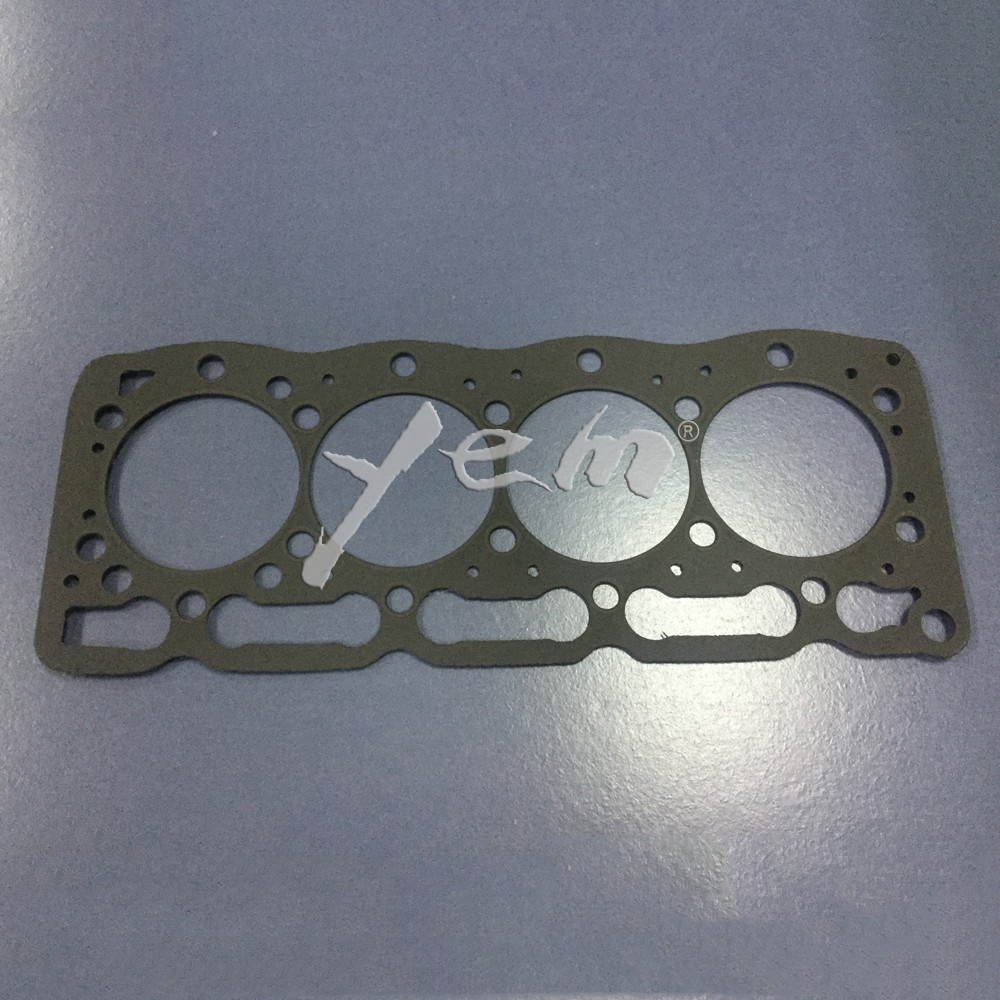 hight resolution of for kubota engine v1505 cylinder head gasket non metal on aliexpress com alibaba group