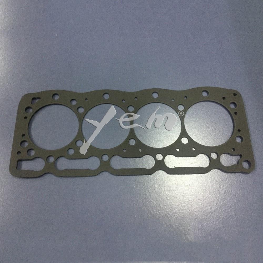 medium resolution of for kubota engine v1505 cylinder head gasket non metal on aliexpress com alibaba group
