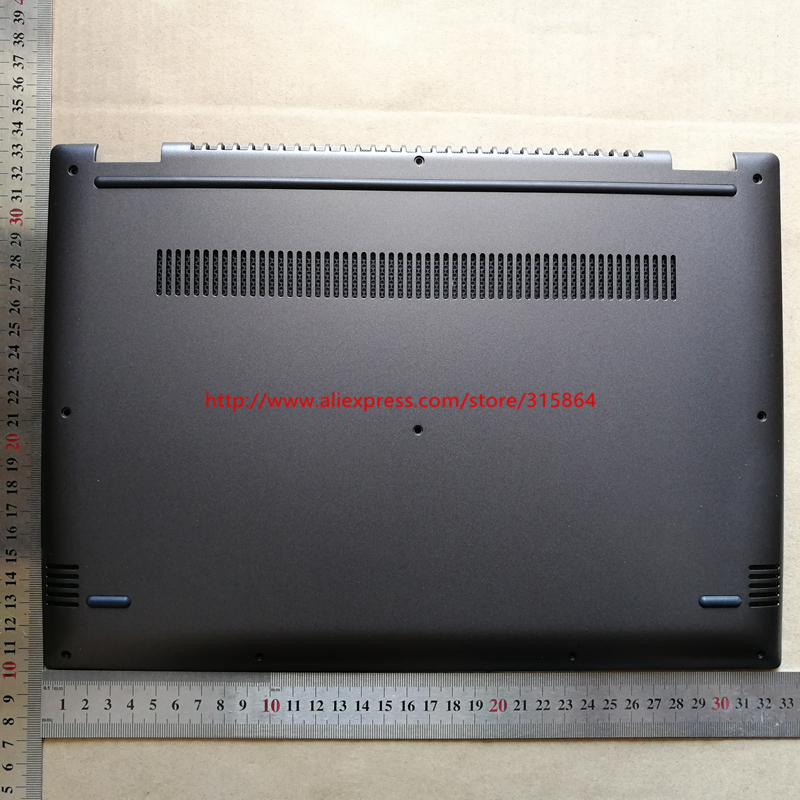 Novo laptop inferior caso base tampa para Lenovo Yoga 520-14 520-14IKB FLEX5-14 AP1YM000100
