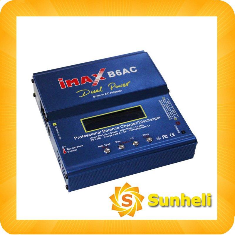 10 шт./лот eletronic Imax b6 AC lipo батарея баланс зарядное устройство лучше, чем turnigy