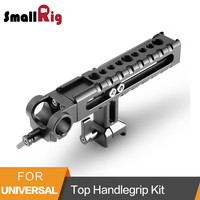 SmallRig NATO Top Handlegrip with Rod Clamp, Arri Locating Points, Quick Release Clamp and Hidden Hex Spanner 2027