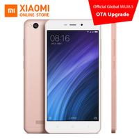 Original Xiaomi Redmi 4A Mobile Phone Snapdragon 425 Quad Core CPU 2GB RAM 16GB ROM 5.0