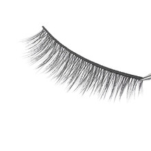 1 Pair Luxury 3D Fluffy Strip Long Natural Party False Eyelashes