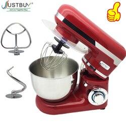 6 скорость тесто ручной венчик для яиц еда Блендер многофункциональный кухонный комбайн ультра мощность Электрический Кухня смеситель