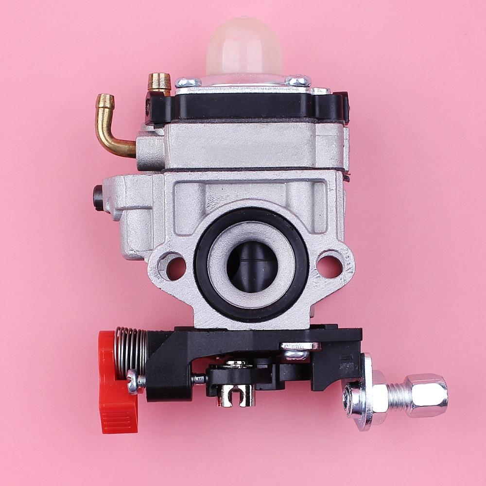 25cc carburador Carb Para Kawasaki TH23 TH26 TH34 23cc Aparador Cortador de Escova 33cc 26cc 35cc Motor Do Ventilador de peças de Reposição