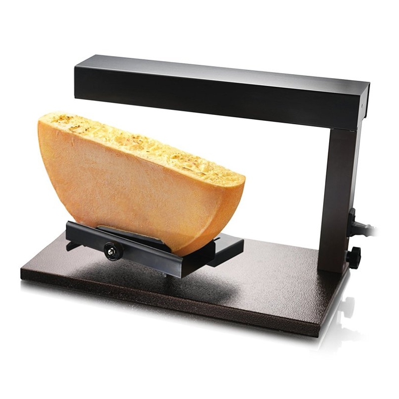 Raclette Cheese Melter Grill Hot Melt Machine Butter Melter Plate Cheese Grater Heater Non-stick Kitchen Appliance 220V 650W
