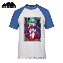 0ecd69659 Adult apparel Japan Anime Slan of the Godhand Berserk T-Shirt cotton Xmas  gift tshirt
