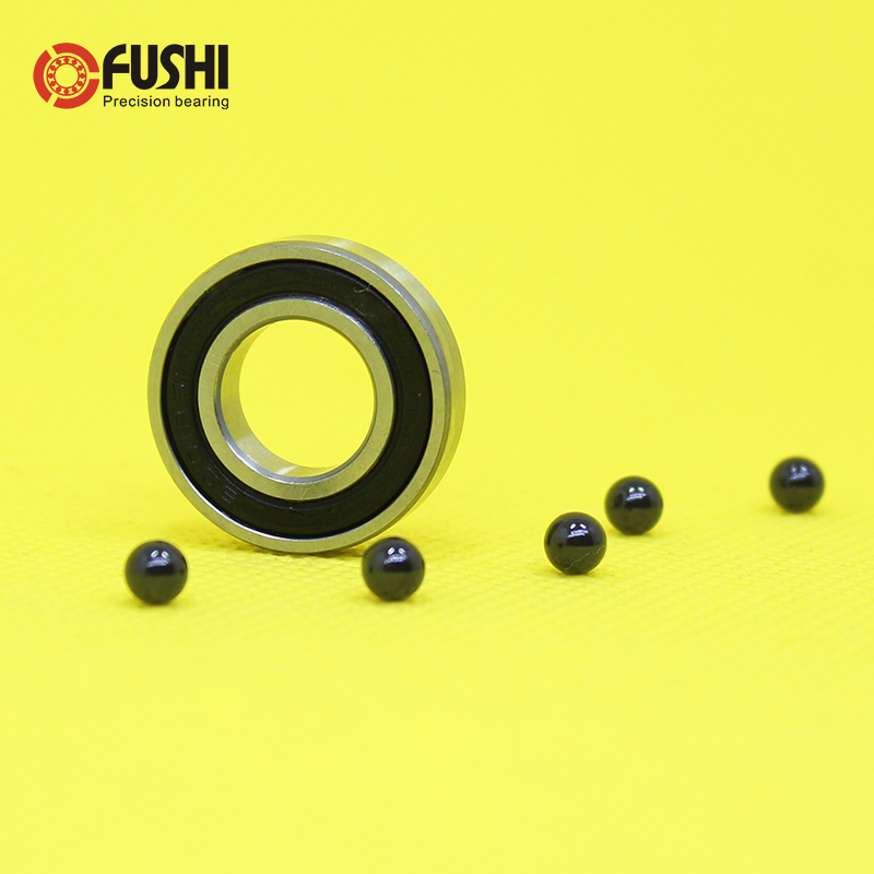 16277 16287 163110 6703 6803 Hybrid Ceramic Bearing ABEC-1 ( 1 PC ) Industry Motor Spindle Hybrids Si3N4 Ball Bearings 3NC HC