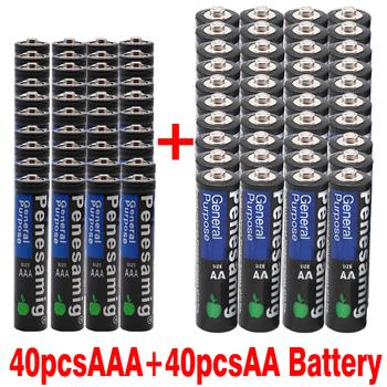40 nowy 2019 100 1 5 V baterie AA 3A alkaliczny węgiel cynkowy LR03 SUM4 i 1 5 V baterie AA 2A alkaliczne suche baterie tanie i dobre opinie Bateria alkaliczna 3800 Tewaycell