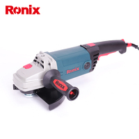 Ronix 230mm Angle Grinder With High Quality 2500W Model 3221