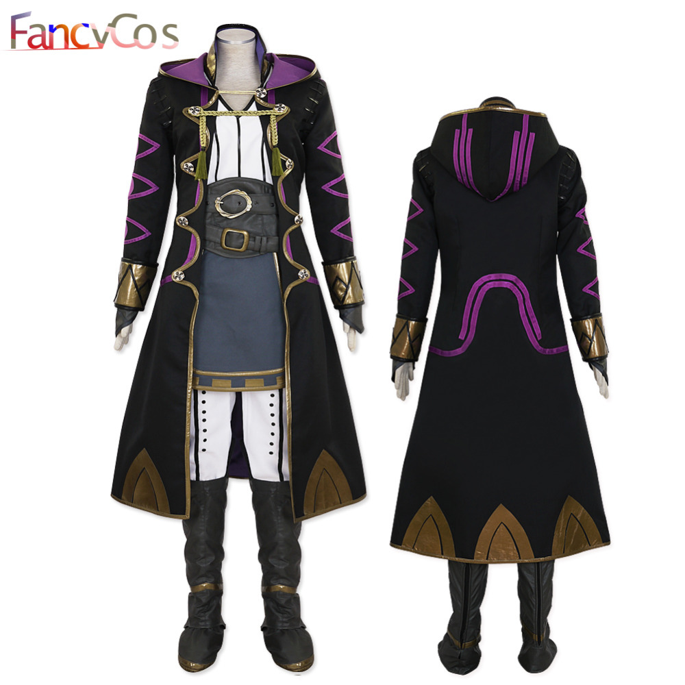 Halloween Fire Emblem Awakening Avatar Mai yunitto Robin Cosplay Costume High Quality Custom Made