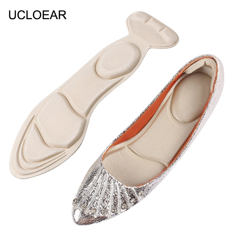 UCLOEAR Women High Heels 7/10 Insoles For Shoes Memory Foam Insoles Cushions Pads Feet Care Massage Soft Insole Shoe Inserts massage insole for women heel high leather latex half size heels pads shoe insoles antibacterial thickened insert feet care