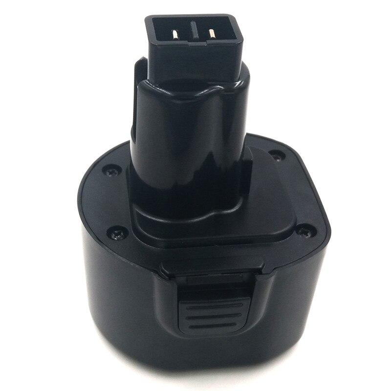 for Dewalt 9.6V 1.3Ah power tool battery Ni cd DE9062/DE9036/ DE9061/DE9071/DW9061/ DW926/DW926K/DW926K-2/DW955K-2/DW955K/DW926K