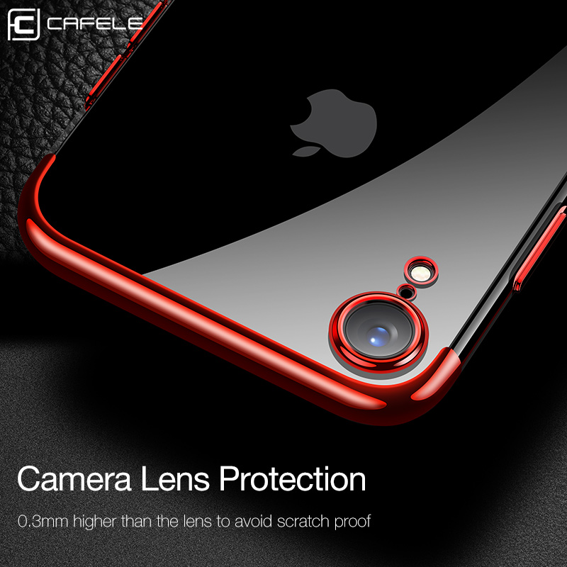 Gradient Plating Case for iPhone 4