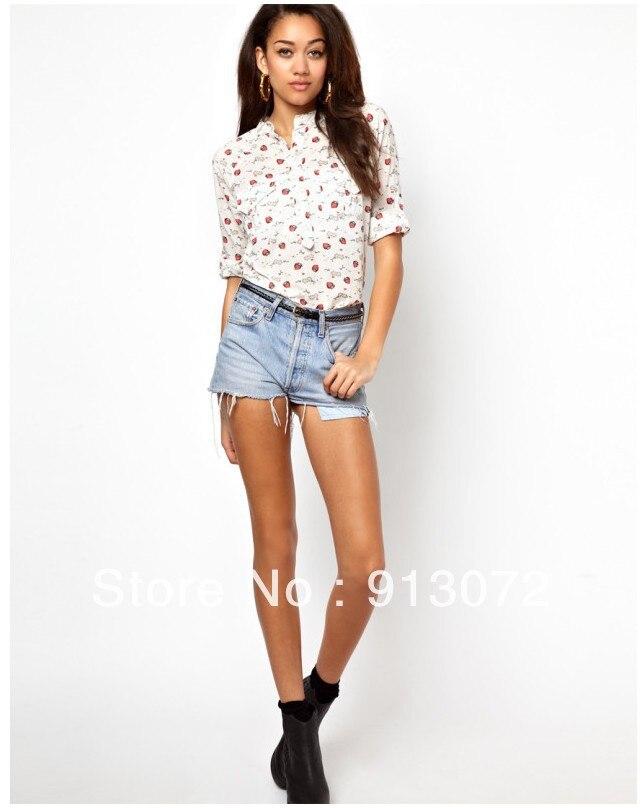 Женские блузки и Рубашки St794