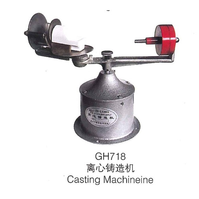 Dental Centrifuge Apparatus Crucibles Centrifugal Casting Machine
