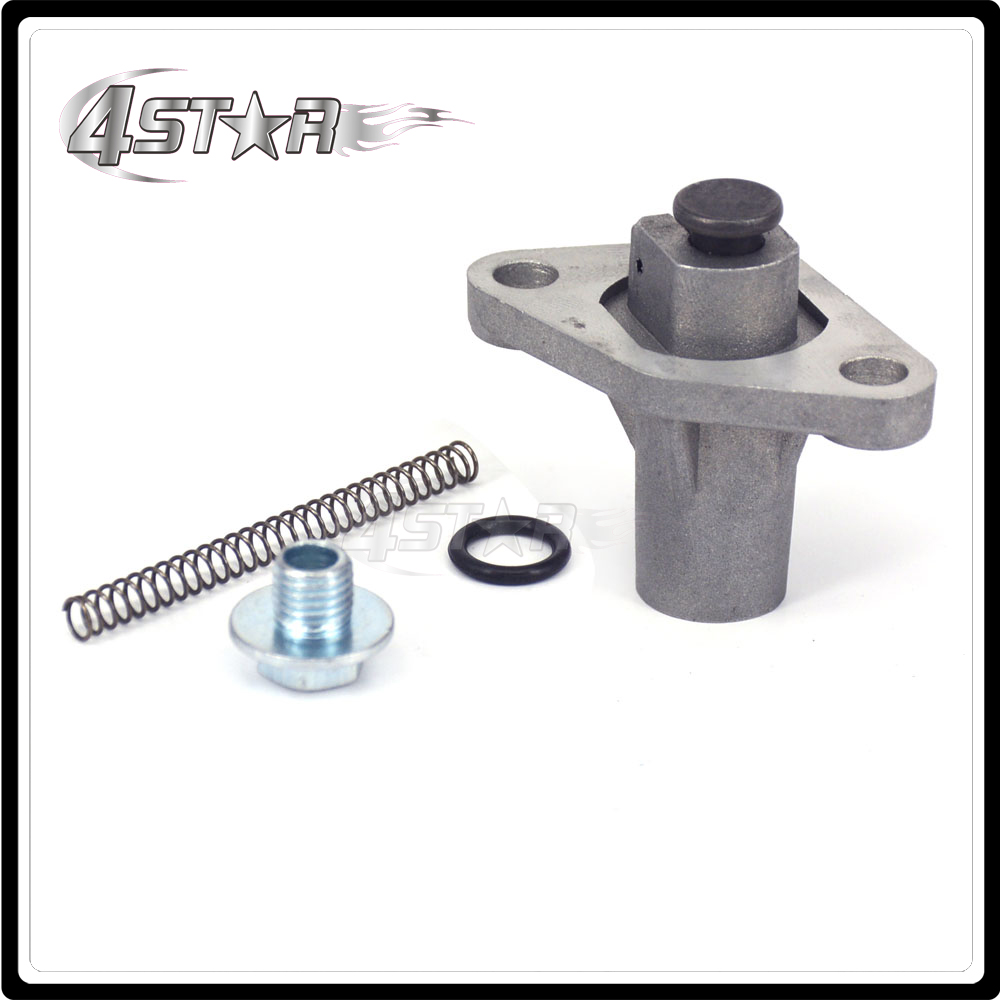Timing Chain Tensioner For ZONGSHEN 77MM NC250 250cc KAYO T6 K6 BSE J5 RX3 ZS250GY-3 4 Valves Parts image