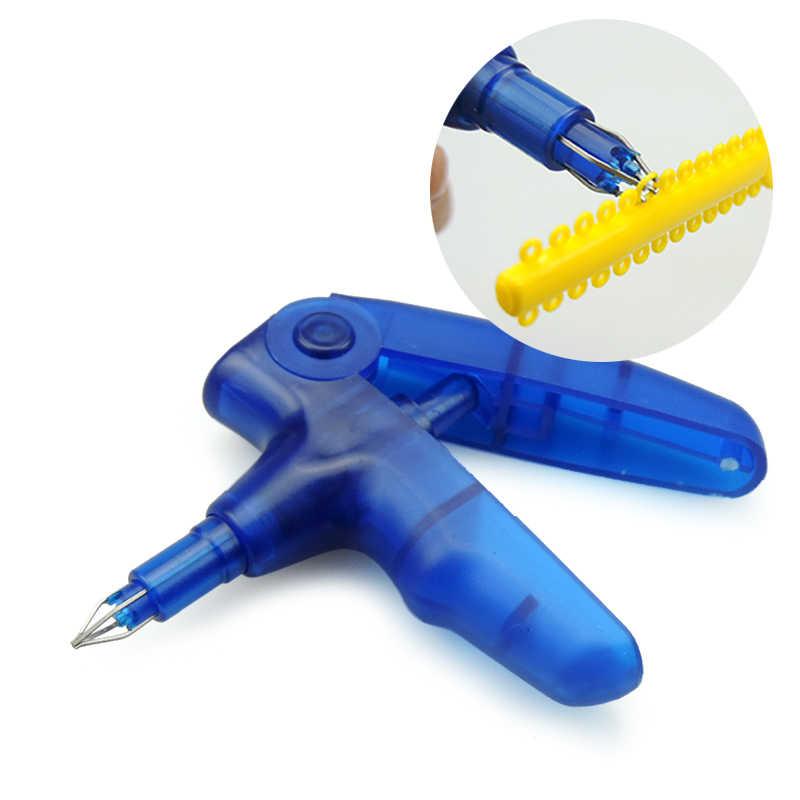 1 pc ทันตกรรมจัดฟัน Ligature ปืนสำหรับยืดหยุ่น Ligature Ties ทันตแพทย์ Lab วัสดุจัดส่งฟรี