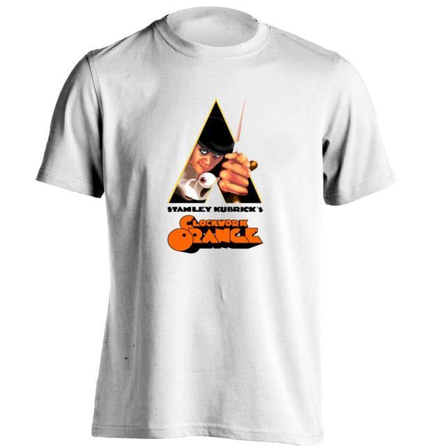 a clockwork orange mens womens baseball t shirt design t shirt cool t shirt - Baseball T Shirt Designs Ideas