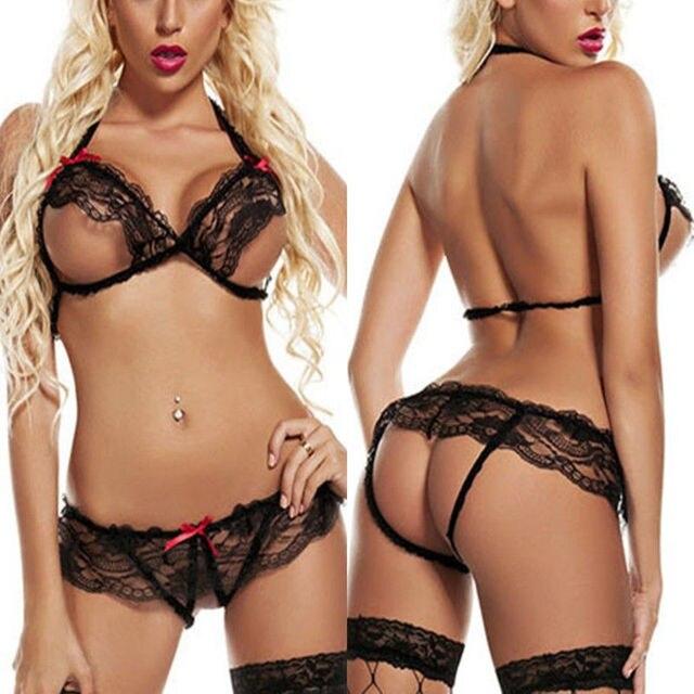 Sexy Damen in Dessous Bilder
