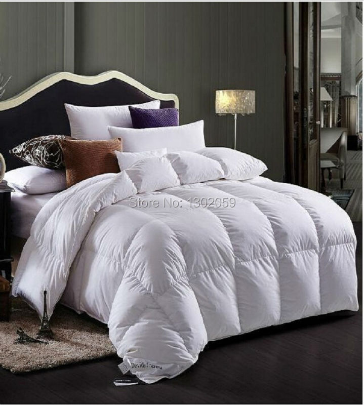 Down Blanket Chocolate King. Thread Count. Woolrich Down Full Or ... : duck down quilt - Adamdwight.com