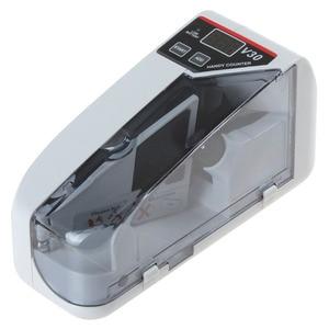 Image 5 - Mini Geld Valuta Telmachine Handy Bill Cash Bankbiljet Teller Geld AC of Batterij Aangedreven voor Nep Geld Dollar EU ONS UK