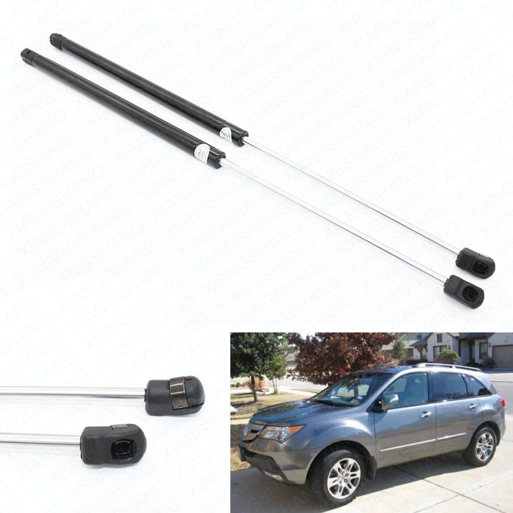 2pcs Front Hood Auto Gas Spring Prop Lift Support Fits For