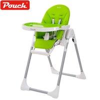 Модный новый стиль экологичный детский стульчик для кормления, детский усиленный обеденный стул, Мультифункциональный Портативный Детско