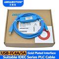USB-FC4A USB-FC5A FC4A IDEC PLC Кабель для программирования USB-Microsmart кабель для загрузки
