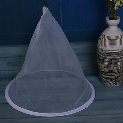 Fiber Bee Beekeeping Honey Strainer Filter Net  Screen Apiary Equipment