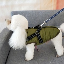 16 Styles Winter Pet Dog Jacket Coat Thickening Warm Puppy Dog Clothes With Hood