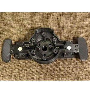 Image 5 - Enhanced Version Steering Wheel Base Housing Shell for Logitech G29 G27 Replacement Steering Wheel Accessories With Paddles