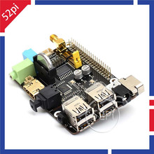 X200 Expansion Board for Raspberry Pi Model B+ and Raspberry Pi 3/2 Model B/B+