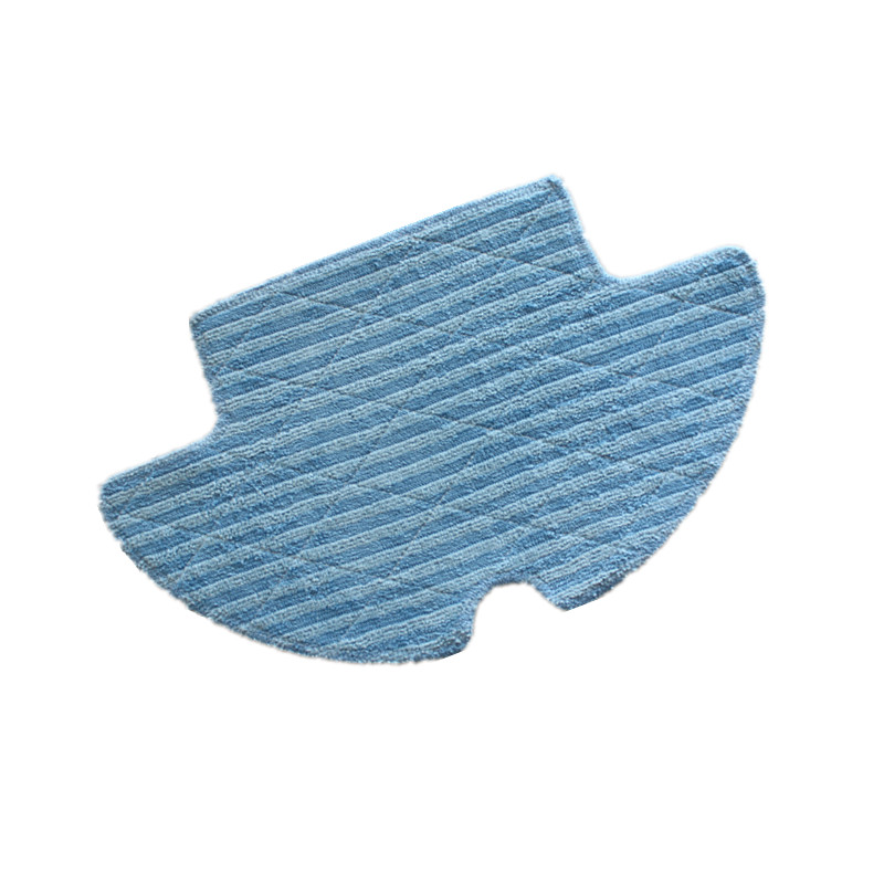 1 piece Washable Reusable Replacement Microfiber Mopping Cloth For haier Robot T320 T321 T325 Series Robotic washable reusable replacement microfiber mopping cloth for haier robot vacuum cleaner t520 mop cloths 350 202mm