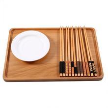 6 пар в японском стиле палочки для еды набор многоразовых палочек для еды Schima Superba деревянные палочки для еды китайский набор ручной работы лучший подарочный пакет