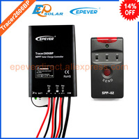 SPP 02 for parameter configuration funciton solar mppt charging controller Tracer2606BP 10A 10amp 12v/24v use