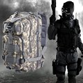 Hot Sell 3P Military Tactical Backpack Assault Travel Bags for Men Oxford Sport Bag 30L for Camping Traveling Hiking Trekking