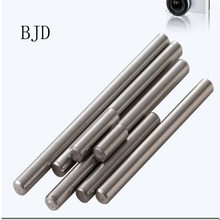 50pcs M5 Dowel Pin GB119 304 stainless steel Cylindrical Pin Fixed Location Paralled Pin ssolid Positioning pin(China)