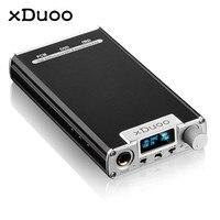 Оригинальный XDUOO XD 05 портативный аудио ЦАП усилители для наушников HD ILED дисплей Professional PC USB декодирования усилители домашние