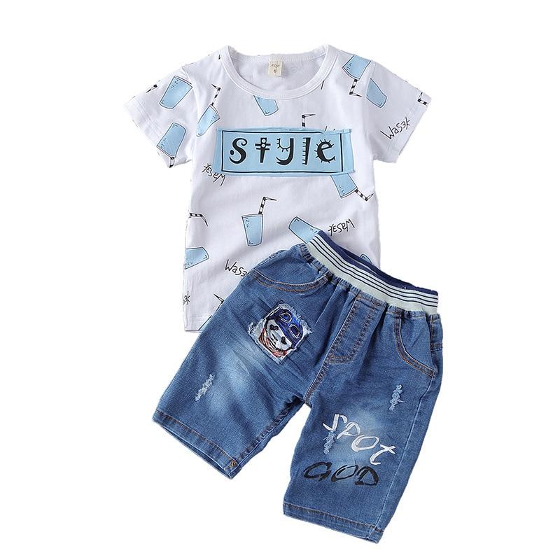 boys clothes summer children 39 s clothing vetement enfant. Black Bedroom Furniture Sets. Home Design Ideas