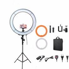 Bestonly 180 шт. LED 5500 К затемнения фото Фото/Studio/телефон/Видео LED кольцо светодиодные лампы селфи света со штативом подарки